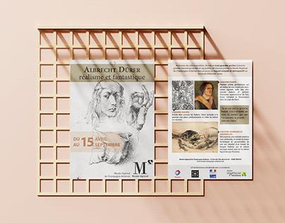Infographie - Carton d'exposition
