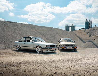 BMW E30 Jentl Dennis