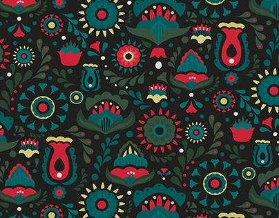Pattern Design / Hungarian Motifs