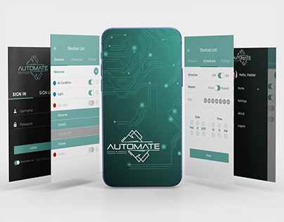App & Package Design - Automate