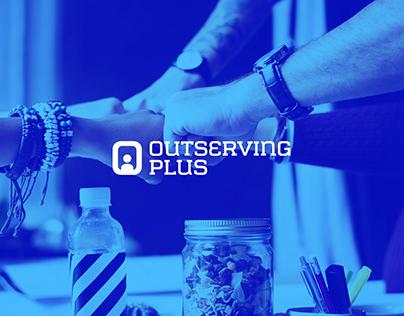 Outserving Plus Branding