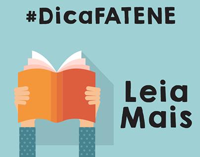 Peças Publicitárias p/ Rede Social da Faculdade FATENE
