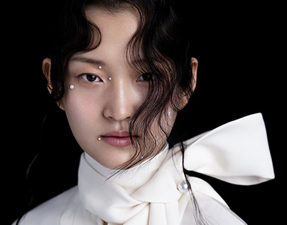 Vogue China: Luminous Skin