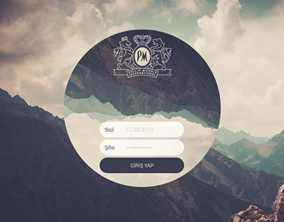 Philip Morris iPad App Design