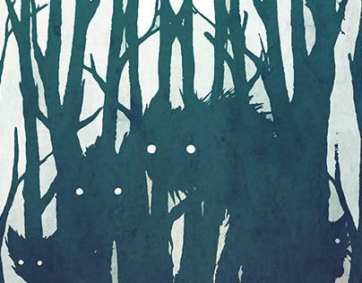 Finnish Folklore Illustrations