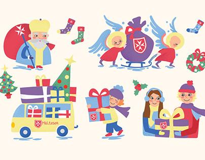 "Branding for Charity Project ""Saint Nicholas"""