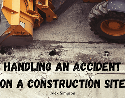 Handling an Accident on a Construction Site