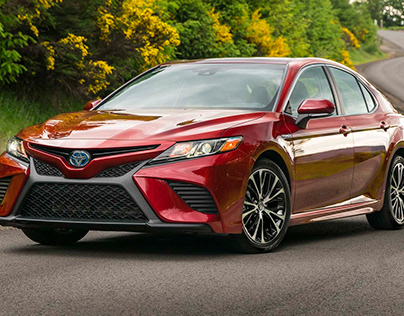 Toyota Introduced 2018 Camry