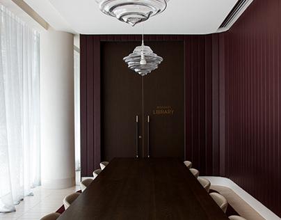 Multi residential interior design