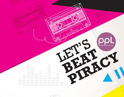 PPL Music - Let's Beat Piracy