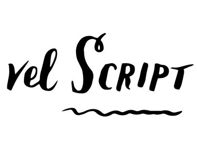 Font production «Lev vel Script»