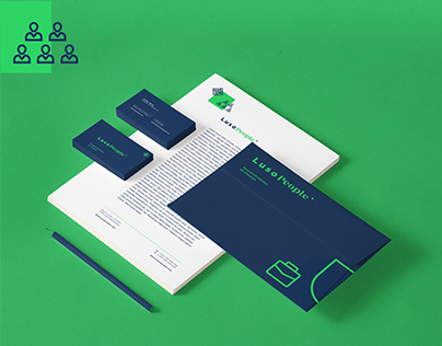 Luso People - Branding and Website