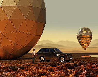 Desert Spheres
