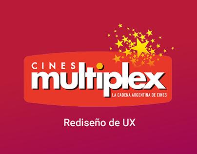 Multiplex rediseño