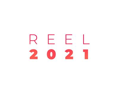 Showreel 2021 - Gabriele Montinaro
