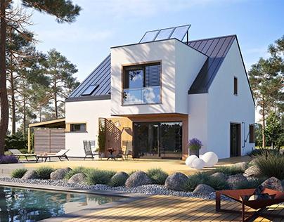 MODERN HOUSE - NELI W2