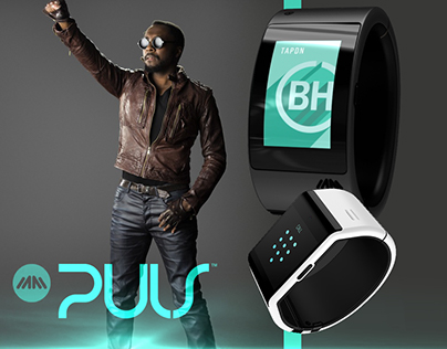 Will.I.Am Puls Watch Launch