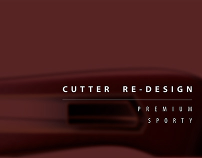 Cutter Design Premium Sporty