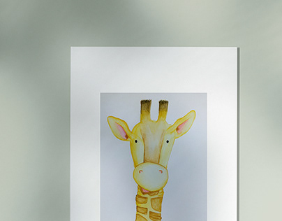 Baby African Animal Series