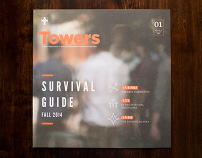 Towers Fall 2014 magazine