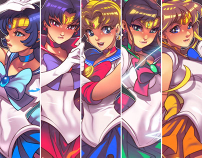 Sailor Moon Series