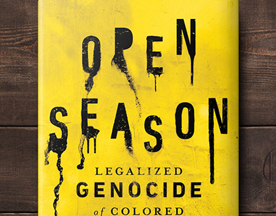 Open Season Book Cover Design