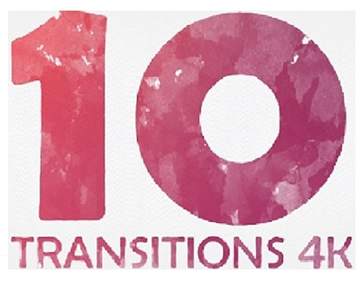 10 Transitions