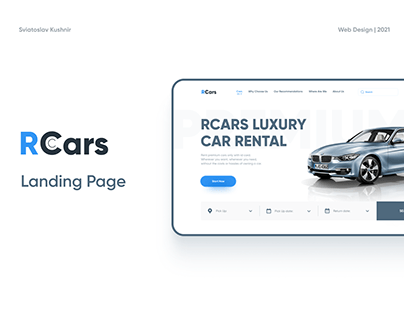 RCars   Car Rental Company