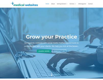 Medical Wordpress Website - Design and Develop