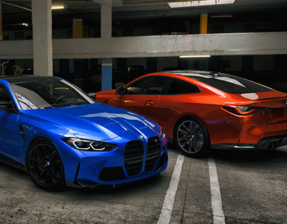 BMW M4 G82 Competition