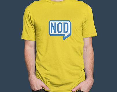 Logo Design Concept for Nod