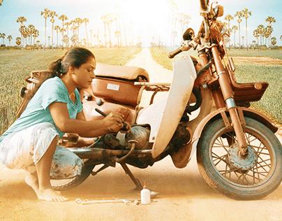 """Agni Siragugal"" Digital Movie Premiere Campaign"