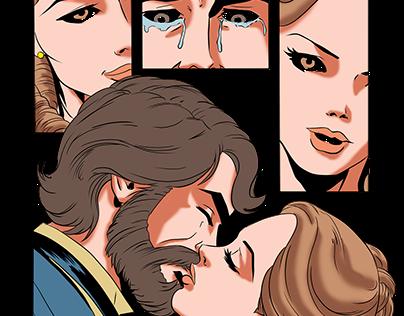 Comic Pages - Quadrinhos