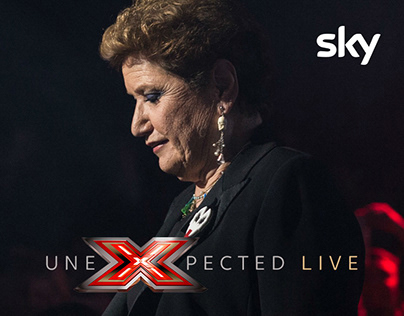 Sky X-Factor Unexpected live
