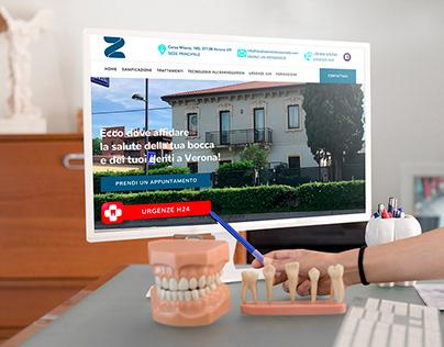 Website - Studio Dentistico Zanotti (Studio Dentistico)
