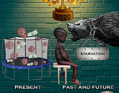 Who is more pretedor covid 2020 or hunger from decades?