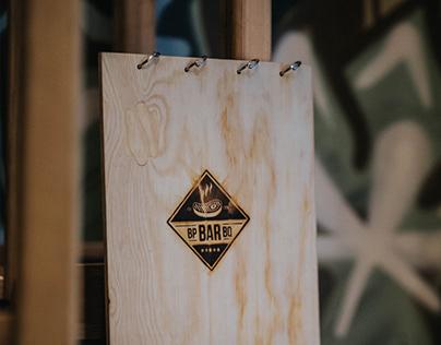 bpBARbq menu