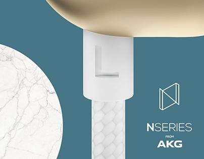 AKG N20 / In-Ear Headphones