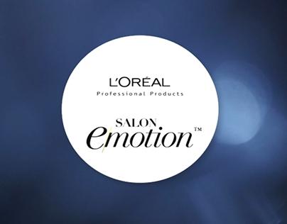 L'oreal - Salon Emotion / Musicalización