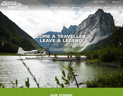 Spectacular Northwest Territories Tourism