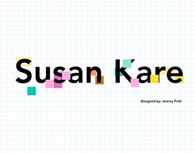 Susan Kare - Biographic site