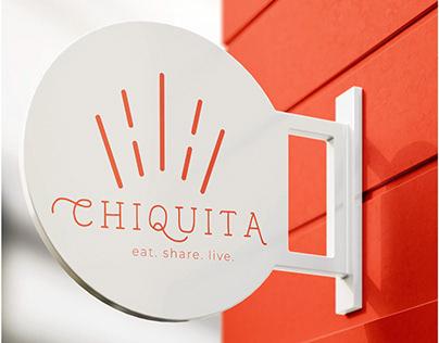 CHIQUITA Cuban Lounge - Branding Creative Exercise