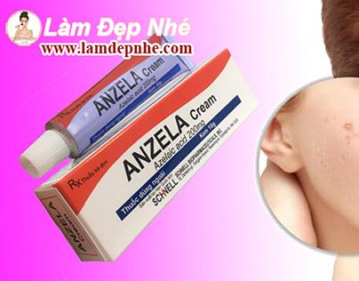 Anzela cream