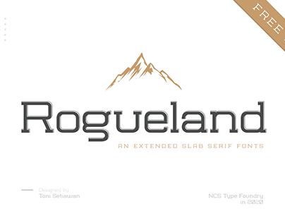 NCS Rogueland Slab - FREE FONT