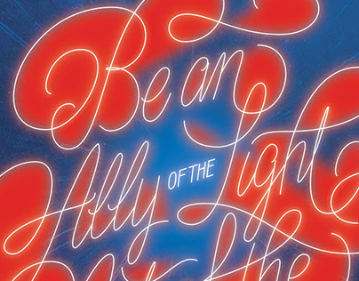 """""""Be an Ally"""" // work for Biden x Design"""