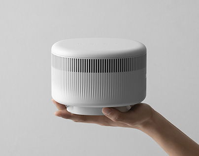 Air purifier for JAJU