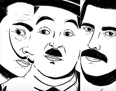 Covey + Movember