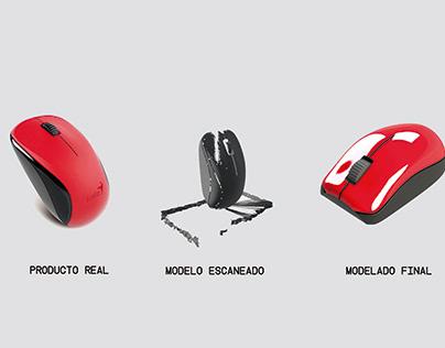 Pruebas Escaneo 3D - Reconstrucción modelo
