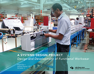 Systems Design: Development of Functional Workwear