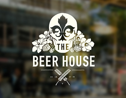 The Beer House Branding